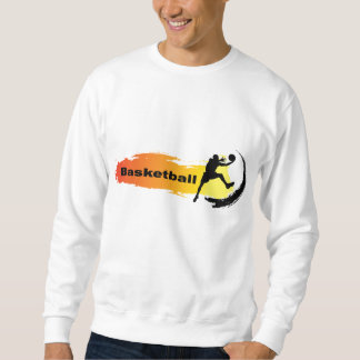 Unique Basketball Sweatshirt