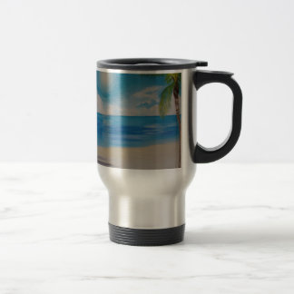 Unique Beachside View Mug
