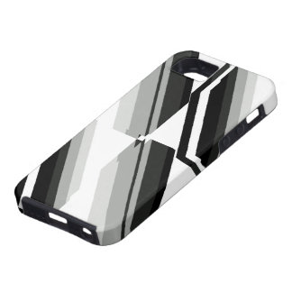 Unique Black-and-White Pattern iPhone 5 Covers