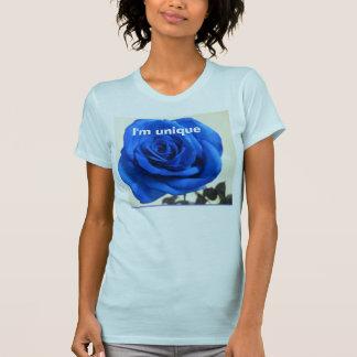 Unique Blue Rose t-Shirt