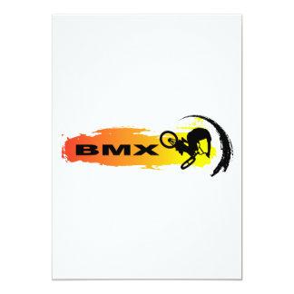 Unique BMX Card