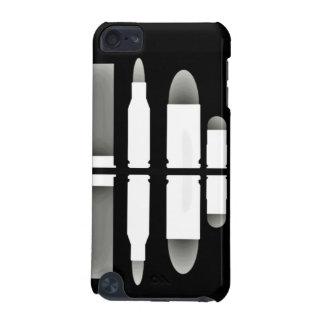 Unique bullet pattern graphic design apple ipod iPod touch (5th generation) case