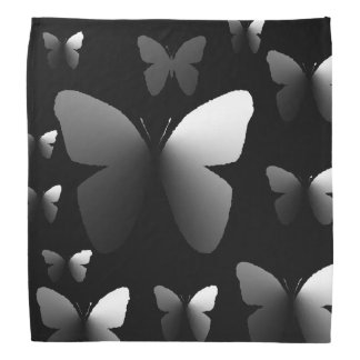 unique butterflies bandana