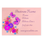 Unique Butterfly Business Cards