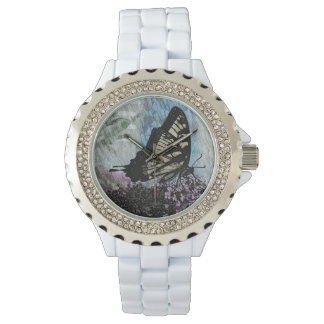 Unique Butterfly Watch