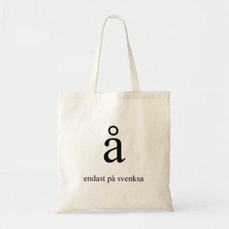 Unique Character Budget Tote Bag