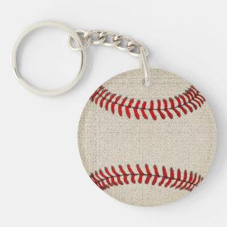 Unique Cheap Baseball Keychains BULK Vintage Look
