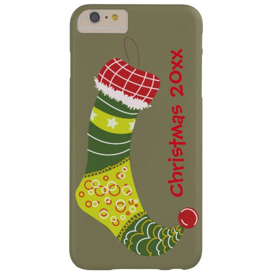 Unique Christmas Stocking Phone Case