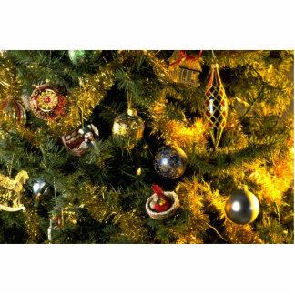 Unique Christmas tree ornaments Photo Sculpture