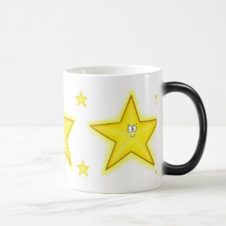 Unique Color Changing Star Whimsical Mug