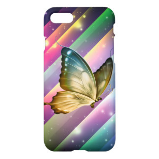 Unique colorful Summer Butterfly iPhone 8/7 Case