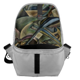 Unique cool gifts to customize & create fun messenger bag