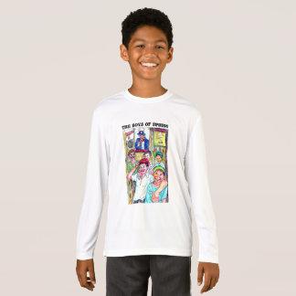 Unique Custom Designed Style by Artist Phil Bracco T-Shirt