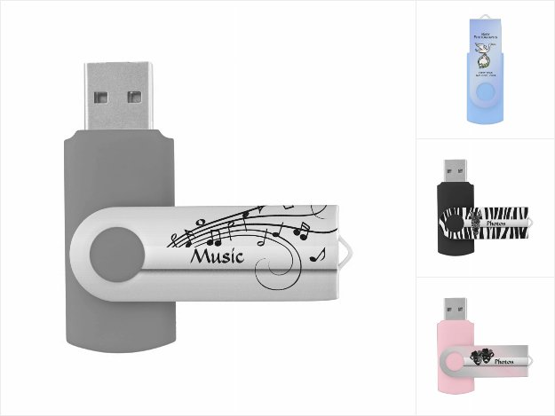 Unique Custom USB Flash Drives