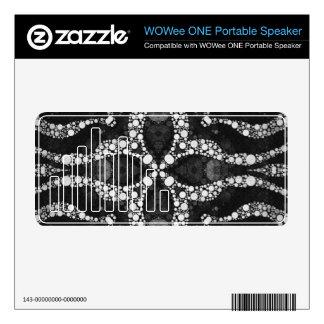 Unique Custom WOWEE Soeaker Decals WOWee Speaker Decal