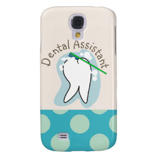 Unique Dental Assistant Gifts Galaxy S4 Case