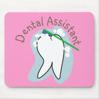 Unique Dental Assistant Gifts Mouse Pad