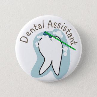 Unique Dental Assistant Gifts Pinback Button
