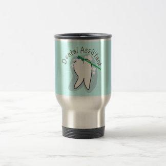 Unique Dental Assistant Gifts Travel Mug