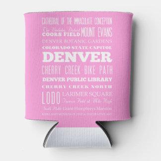 Unique Denver, Colorado Gift Idea Can Cooler