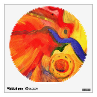 unique wall decals wall stickers zazzle