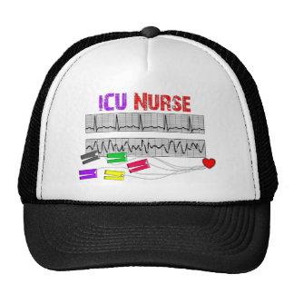 Unique Design ICU Nurse Gifts Trucker Hat