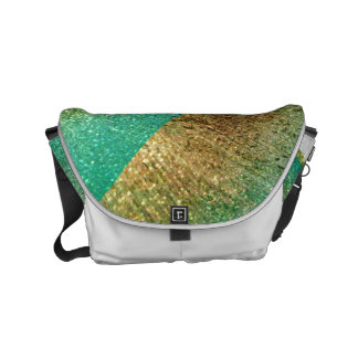 Unique Designer Glitzy Rickshaw Bag For Women
