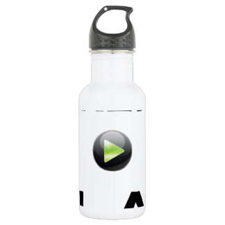 Unique Designs Stainless Steel Water Bottle