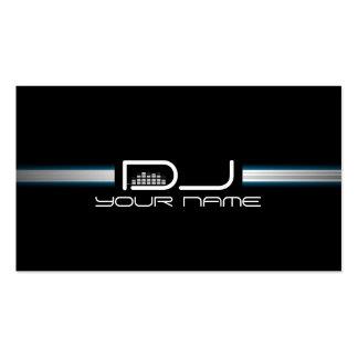 Unique DJ Business Card Pack Of Standard Business Cards
