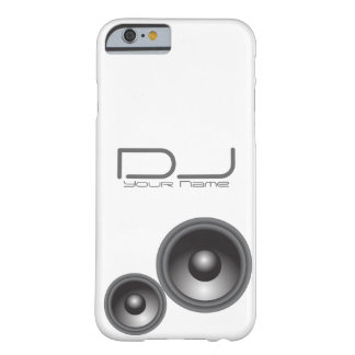 Unique DJ iPhone 6 Case