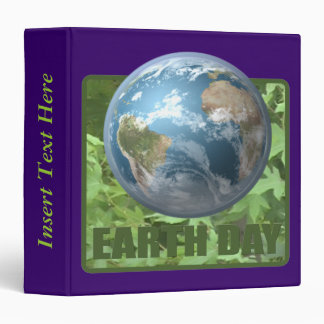 Unique Earth Day Avery Binder