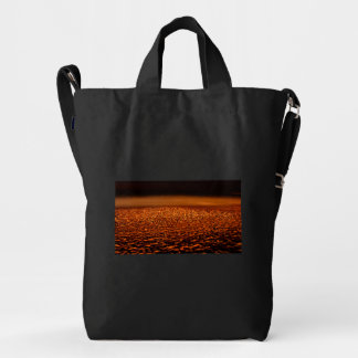 Unique ecological bag with beautiful pictures