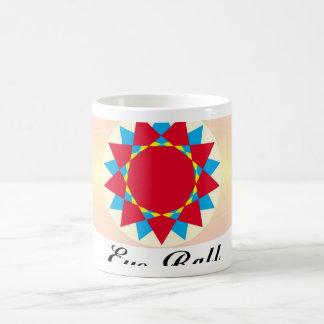 unique eye ball design coffee mug