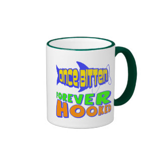 Unique Fathers Day Gifts Ringer Mug