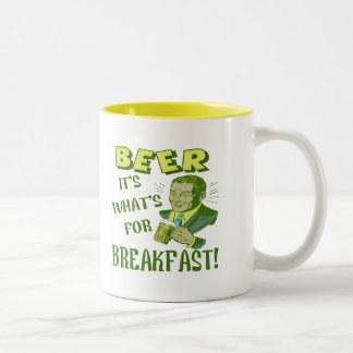 Unique Fathers Day Gifts Two-Tone Coffee Mug