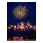 Unique Fireworks, Toronto, Ontario, Canada Postcard