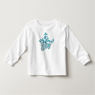 Unique Flourish Design Toddler T-shirt