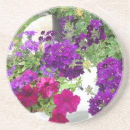 Unique Flower coaster