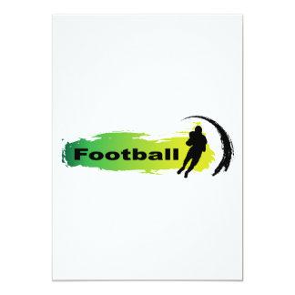 Unique Football Card