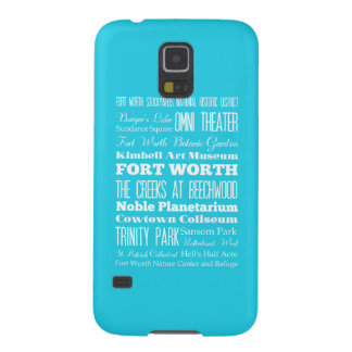 Unique Fort Worth, Texas Gift Cases For Galaxy S5