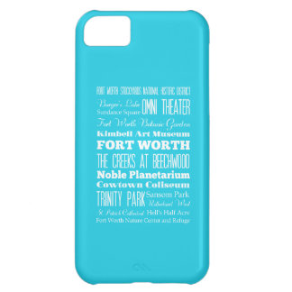Unique Fort Worth, Texas Gift iPhone 5C Cover