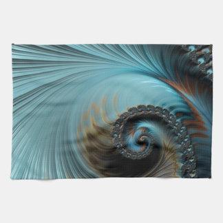 Unique Fractal - Untitled Kitchen Towel