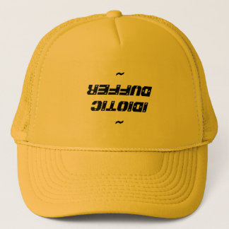 Unique Funny Trucker Hat