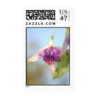 Unique Fuschia Postage