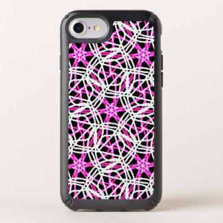 Unique, Futuristic Scribble Design Speck iPhone Case