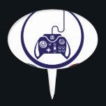 """Unique Game Controller Icon Vector Art Cake Topper<br><div class=""""desc"""">Unique Game Controller Icon Vector Art</div>"""