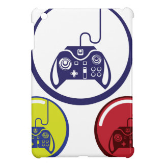 Unique Game Controller Icon Vector Art Case For The iPad Mini