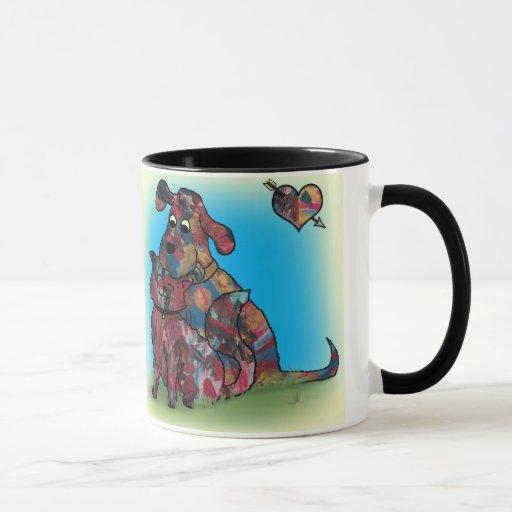 Unique gift dog and cat lovers mug mug zazzle for Unusual dog gifts