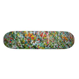 Unique Gift - Skateboard with Creative Design