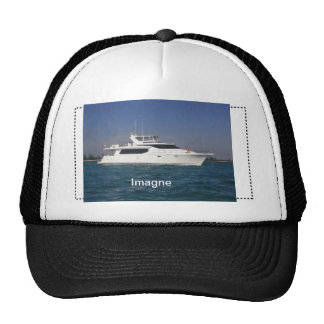 Unique Gift that someone will wear & think of you! Trucker Hat